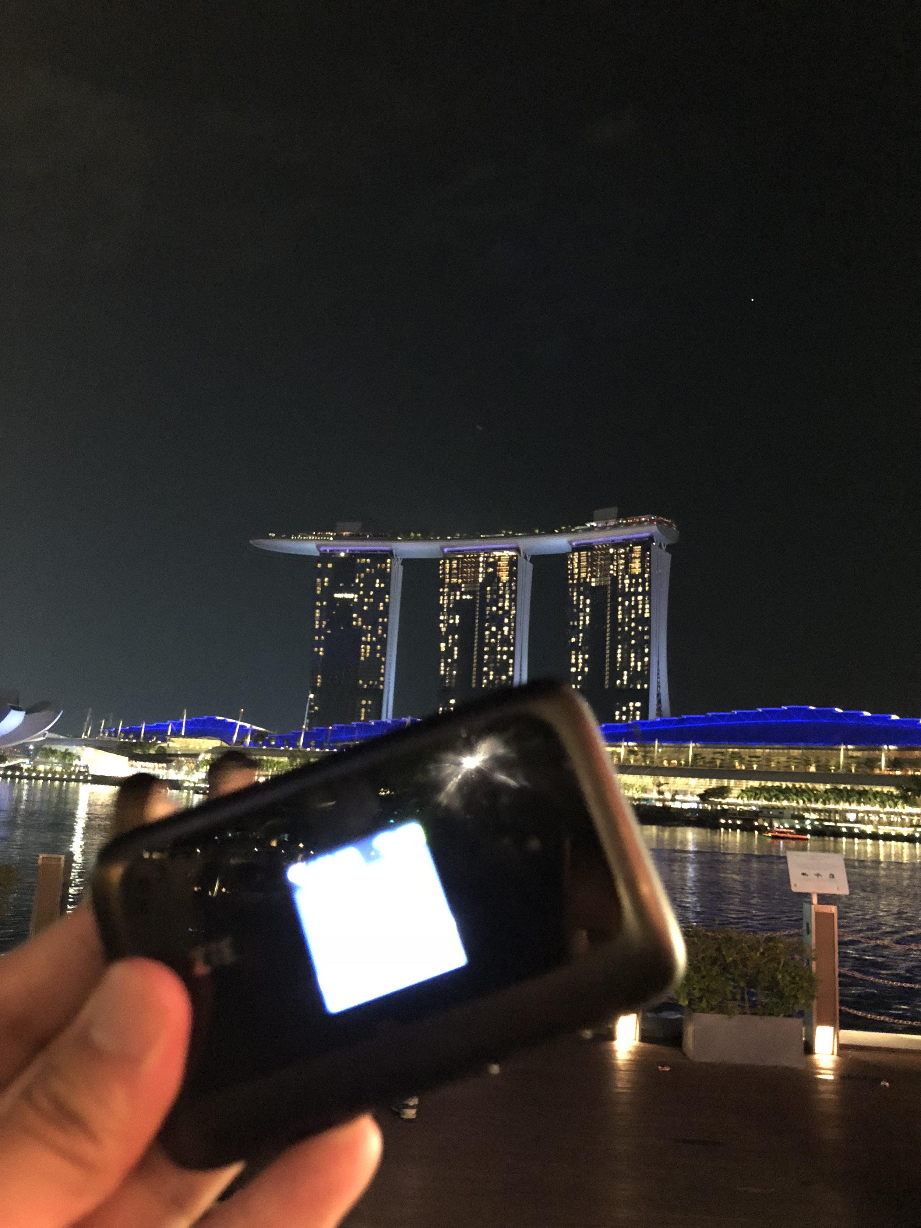 レンタルWifi 【シンガポールデータ】を使ってみたのでレビュー!
