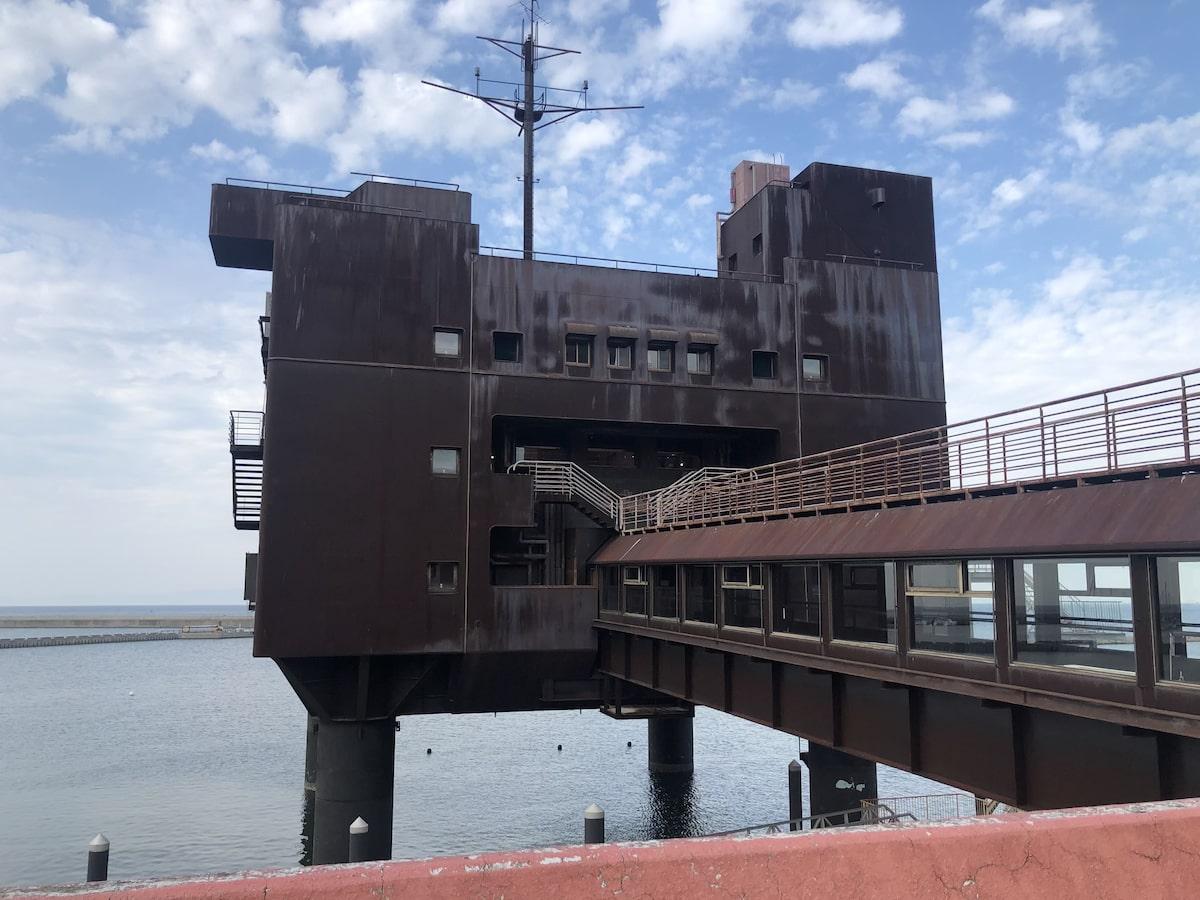 大阪府立青少年海洋センター